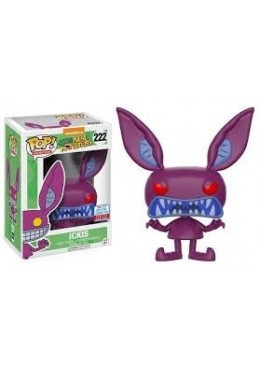 Pop animation real monsters...