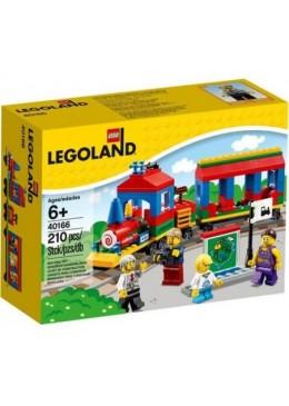 Lego trenino legoland  40166