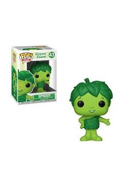 Pop ad icons - green giant...