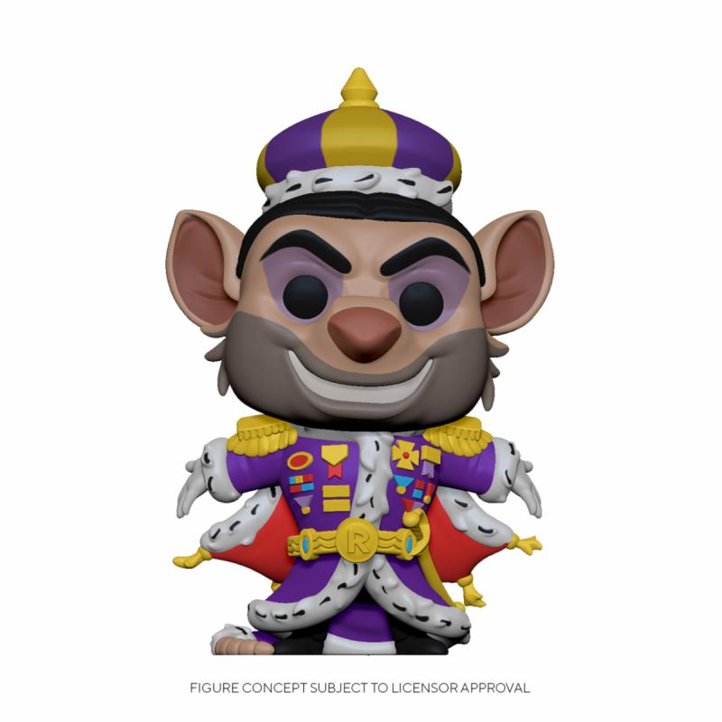 Disney: Great Mouse Detective- Ratigan