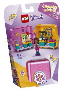 LEGO Friends Andreas magischer Würfel – Tiergeschäft - 41405