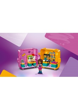 LEGO Friends Le cube de jeu shopping d'Andréa - 41405