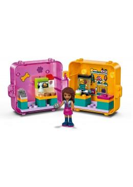 LEGO Friends Cubo-Tienda de Juegos de Andrea - 41405