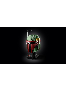 LEGO Star Wars Casco di Boba Fett - 75277
