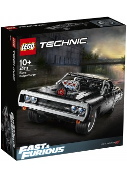 LEGO Technic La Dodge Charger de Dom - 42111