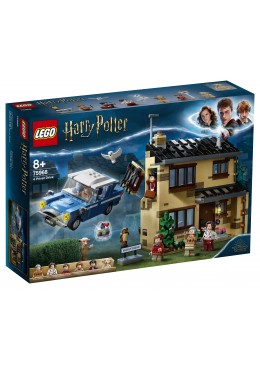 LEGO Harry Potter 4 Privet Drive - 75968