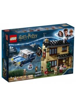 LEGO Harry Potter Número 4 de Privet Drive - 75968