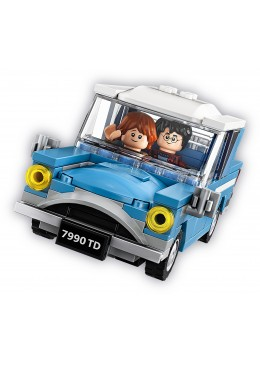 LEGO Harry Potter Privet Drive, 4 - 75968