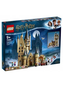 LEGO Harry Potter Torre de Astronomía de Hogwarts - 75969
