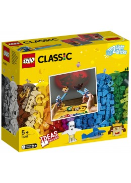 LEGO Classic Bricks and Lights - 11009
