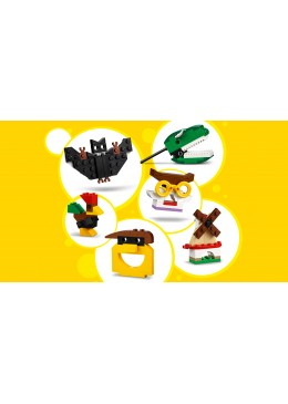 LEGO Classic Ladrillos y Luces - 11009