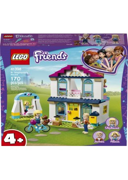 LEGO Friends La casa di Stephanie 4+ - 41398