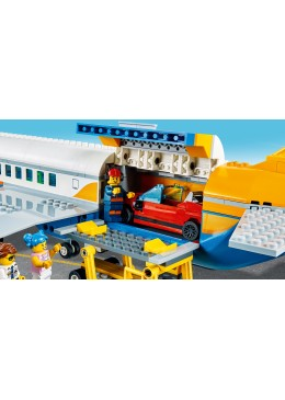 LEGO City L'avion de passagers - 60262
