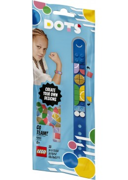 LEGO DOTS Braccialetto Sporty Team! - 41911