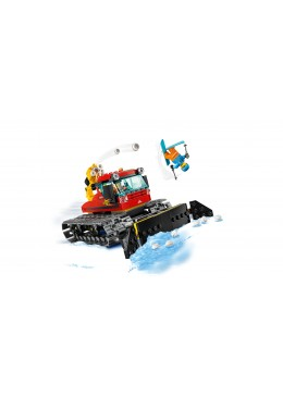 LEGO City La dameuse - 60222