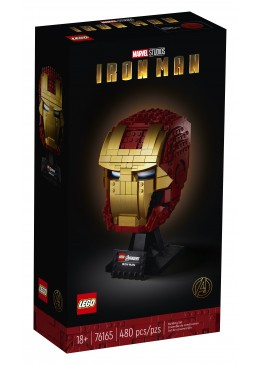 LEGO Marvel Super Heroes Casque d'Iron Man - 76165