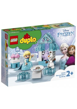 LEGO DUPLO Il tea party di Elsa e Olaf - 10920