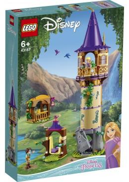 LEGO Disney Princess La torre di Rapunzel - 43187
