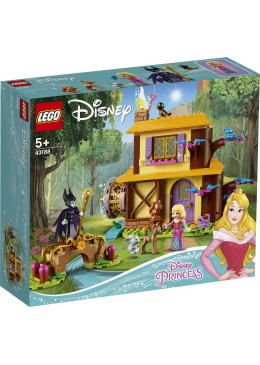 LEGO Disney Princess Aurora's Forest Cottage - 43188