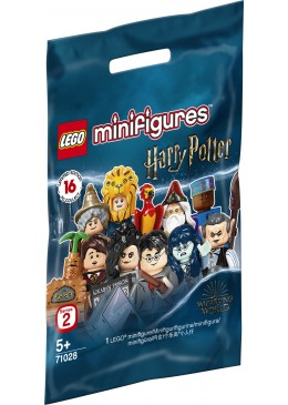 LEGO Minifigures 71028 juguete de construcción