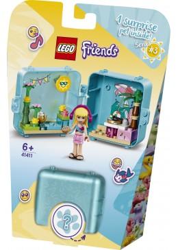 LEGO Friends Stephanies Sommer Würfel - Strandparty - 41411