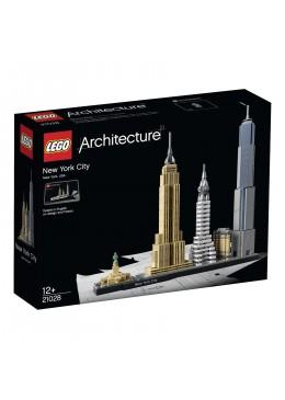 LEGO Architecture Ciudad de Nueva York - 21028