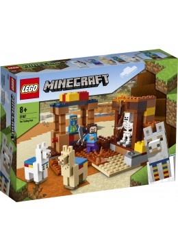 LEGO Minecraft Il Trading Post - 21167