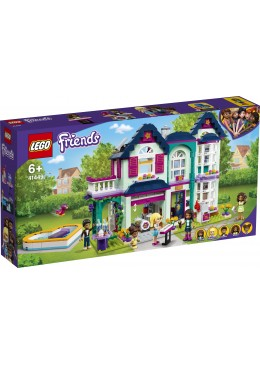 LEGO Friends Andreas Haus - 41449