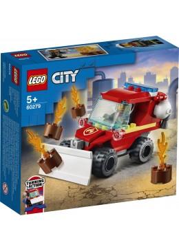 LEGO City Camion dei pompieri - 60279