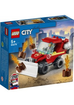 LEGO City Mini-Löschfahrzeug - 60279
