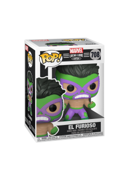 POP Marvel: Lucha Libre -...