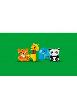 LEGO DUPLO Il treno degli animali - 10955