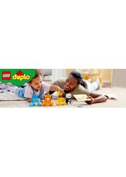 LEGO DUPLO Tren de los Animales - 10955