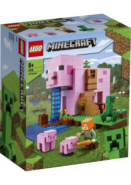 LEGO Minecraft La pig house - 21170