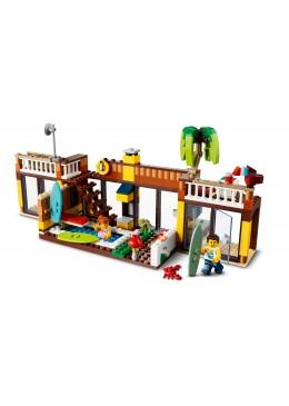 LEGO Creator Casa Surfera en la Playa - 31118