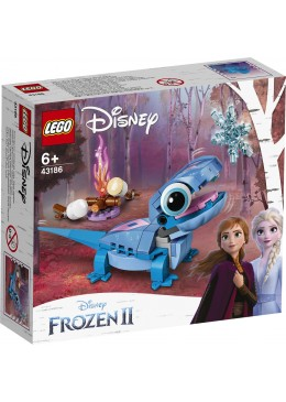 LEGO Disney Princess Bruni, la salamandra costruibile - 43186