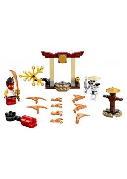 LEGO NINJAGO Set de Batalla Legendaria  Kai vs. Skulkin - 71730