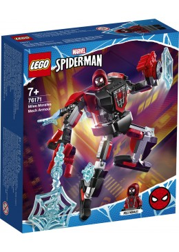 LEGO Marvel Super Heroes Miles Morales Mech Armor - 76171
