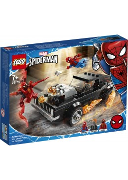 LEGO Marvel Super Heroes Spider-Man et Ghost Rider contre Carnage - 76173