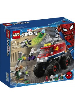 LEGO Marvel Super Heroes Spider-Man's Monster Truck vs. Mysterio - 76174
