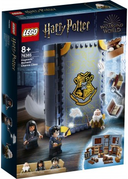 LEGO Harry Potter Lezione di incantesimi a Hogwarts - 76385