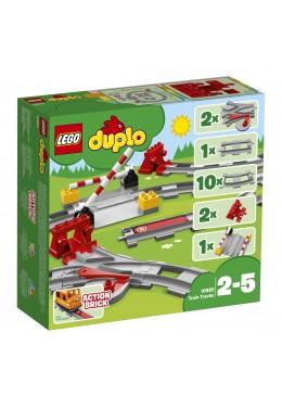 LEGO DUPLO Train Tracks - 10882