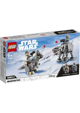 LEGO Star Wars Microfighters AT-AT contre Tauntaun - 75298