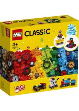 LEGO Classic Briques et roues - 11014