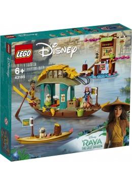 LEGO Disney Princess Le bateau de Boun - 43185