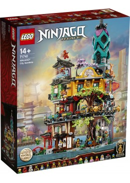 LEGO NINJAGO City Gardens - 71741