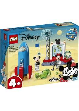 LEGO Disney Mickey Mouse & Minnie Mouse ruimteraket - 10774