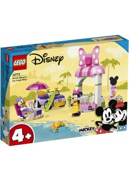 LEGO Disney Minnie Mouse ijssalon - 10773