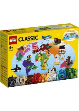 LEGO Classic 11015 gioco di costruzione