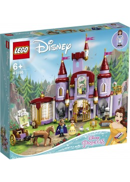 LEGO Disney Princess 43196 gioco di costruzione